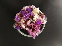 Bouquet sec de fleurs Photo libre de droits