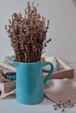 Bouquet sec de lavande d'aromatherapy de lavande Image libre de droits