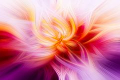 Abstract bright background with lighting effect for creative design  stock illustration