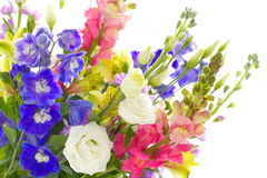 Bouquet of spring flowers Stock Photos