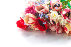Bouquet of spring flowers Stock Image