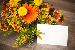 Bouquet of summer flowers, close-up Stock Photo