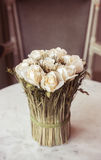 Bouquet on a table Royalty Free Stock Photos