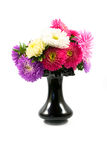Bouquet in a vase Stock Photo