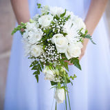 Bouquet of wedding flowers Stock Photography