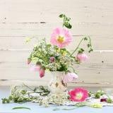 Bouquet of wildflowers Stock Photos