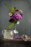 Bouquet of wildflowers Royalty Free Stock Images
