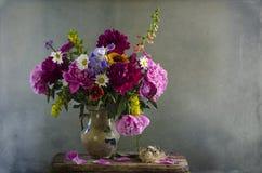 Bouquet of wildflowers Stock Photo