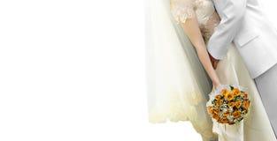 bouquet3婚礼 免版税库存图片