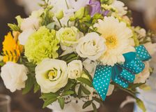 Bouquete da flor Fotos de Stock Royalty Free