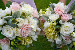 Bouquets Royalty Free Stock Photo