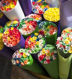BOUQUETS Royalty Free Stock Images