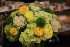 Bouquets de mariage images libres de droits
