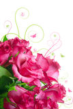 Bouquets of flowers. Stock Images