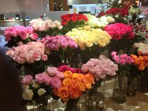 Bouquiet da flor imagens de stock