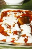Bouranee Kadu - блюдо тыквы от Индии Стоковое фото RF