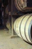 Bourbon Barrels Royalty Free Stock Image