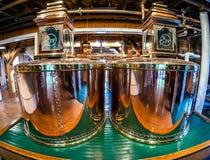 Bourbon cisze Obrazy Stock