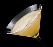 Bourbon Sidecar Cocktail Stock Photography