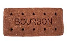 Bourbonu ciastko Obraz Royalty Free