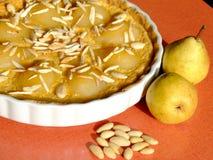 bourdaloue ingredien пирог Стоковые Фото