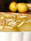 bourdaloue ingredien пирог Стоковая Фотография