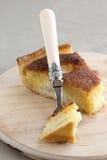 Bourdaloue pie Royalty Free Stock Photos
