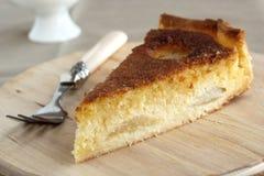 Bourdaloue-Torte Lizenzfreies Stockbild
