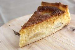 Bourdaloue-Torte Lizenzfreie Stockfotos