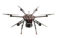 Bourdon d'appareil-photo (UAV) Photographie stock