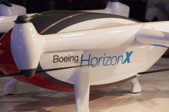 Bourdon d'horizon de Boeing image stock