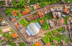 Bourdon de haute altitude tiré de Banos De Agua Santa, Equateur image libre de droits