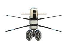Bourdon de rotor Photo stock