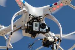Bourdon multi de rotor Photo libre de droits