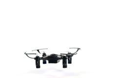 Bourdon télécommandé de quadcopter Quadrocopter de Toy Drone Image libre de droits