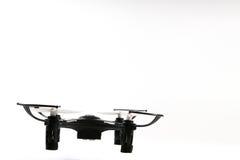 Bourdon télécommandé de quadcopter Quadrocopter de Toy Drone Images stock