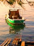 Bourdonnement de bateau Photos stock