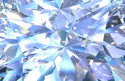 bourdonnement de texture de diamant de l'illustration 3D Photo stock
