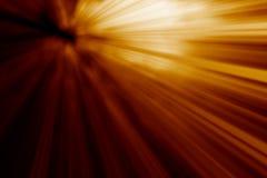 Bourdonnement léger abstrait de vitesse d'accélération Images libres de droits