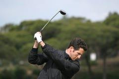 Bourdy, Open het Golf van Portugal, Oitavos, 20007 Stock Fotografie