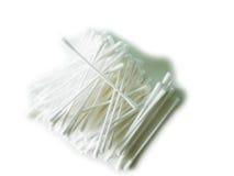 Bourgeons de coton Photo stock