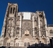 Bourges Cathedral France stock images