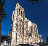 Bourges Cathedral France stock photos