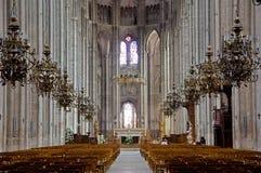 Bourges, Francia Immagini Stock