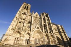 Bourges, Frankreich lizenzfreie stockbilder