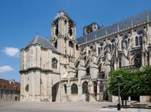 Bourges, Frankreich lizenzfreies stockbild