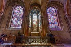 Bourges-Kathedrale - Frankreich lizenzfreie stockbilder