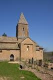 Bourgogne, το γραφικό χωριό Brancion στο saone et Loire Στοκ εικόνα με δικαίωμα ελεύθερης χρήσης