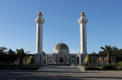 Bourguiba Mausoleum. In Monastir, Tunisia Stock Photography