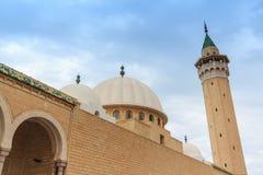 Bourguiba mosque in Monastir Royalty Free Stock Photos